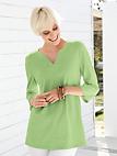 Green Cotton - Shirt 3/4-ærmer