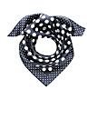 Peter Hahn - Tørklæde i 100% silke