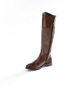 Aigner - Langskaftet støvle af kalvenappa