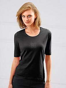Basler - T-shirt m/ rund hals
