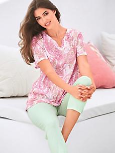 Charmor - Pyjamas kort ærme