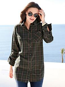 Emilia Lay - Bluse af 100% bomuld