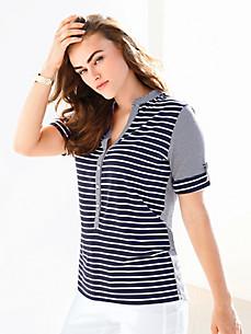 Emilia Lay - T-shirt med korte ærmer med ekstra længde