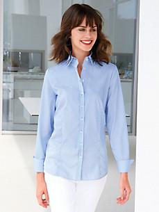 Eterna - Bluse i skjorteblusefacon