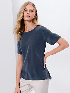 Fadenmeister Berlin - Skjortebluse 100% silke