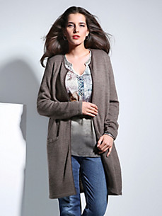 FRAPP - Strikket frakke