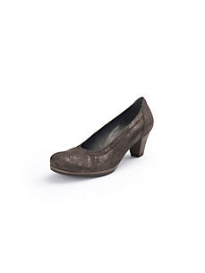 Gabor - Pumps med metallic-effekt