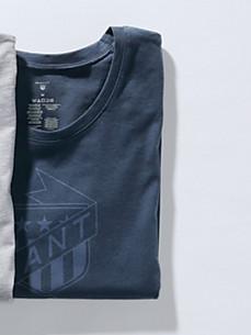 GANT - Natshirt med rund halsudskæring