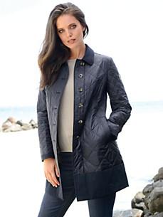 HABSBURG - Lang quiltet jakke