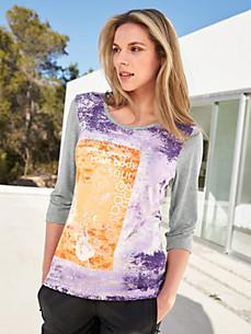Joy - Shirt af 100% bomuld – model HARIKA