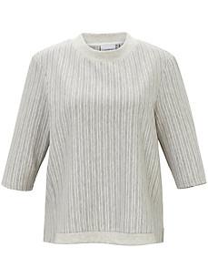 JUNAROSE - Bluse med 3/4-ærmer