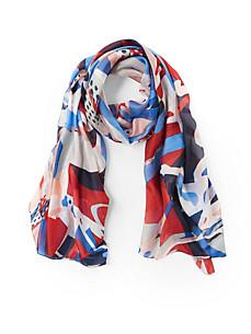 Passigatti - Tørklæde 100% silke