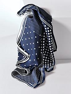 Peter Hahn - Bandana-tørklæde 100% silke