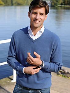 Peter Hahn - V-pullover