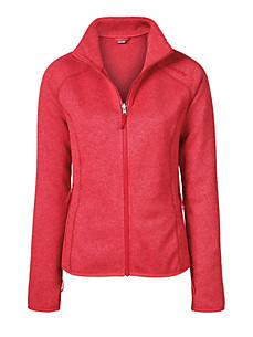 Schöffel - Zip-in-Strikfleece-jakke