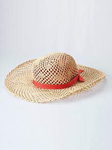 Seeberger - Hat af flettet papirstrå