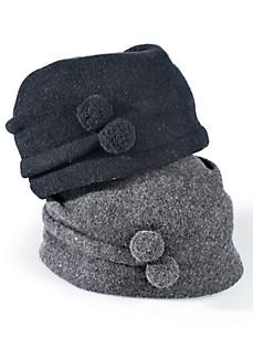 Seeberger - Valket hue 100% ren ny uld