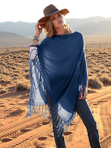 the lovely brand - Poncho 100% kashmir