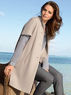 Windsor - Frakke med korte ærmer