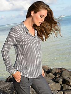 Windsor - Skjorte i 100% silke