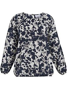 zizzi - Bluse med allover-print