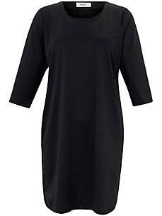 zizzi - Jersey-kjole i enkel stil
