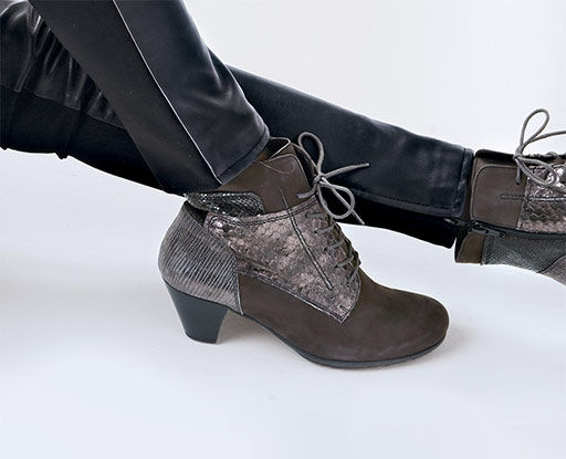 nedsat damemode sko