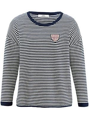 0039 Italy - Pullover med lange ærmer.