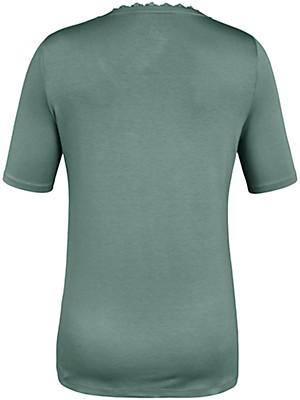 Anna Aura - Shirt med rund hals og 1/2-lange ærmer