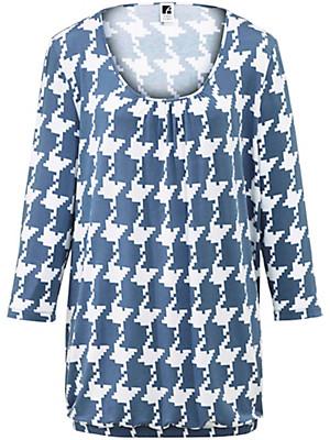 Anna Aura - Shirt med rund hals og 3/4 ærmer