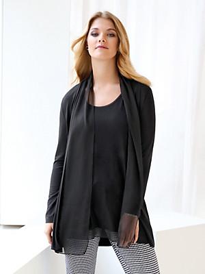 Anna Aura - Shirtjakke med lange ærmer