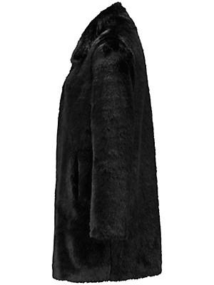 Basler - Denne korte frakke af kunstpels