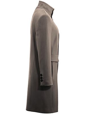 Basler - Kort frakke med høj standkrave