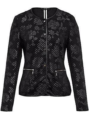 Basler - Quiltet jersey-jakke