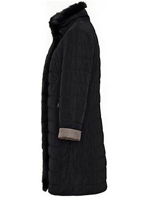 Basler - Quiltet vendefrakke