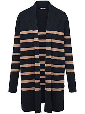 Basler - Strikjakke 100% ren ny uld