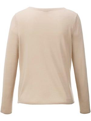 Basler - Strikjakke af 100% ren ny uld