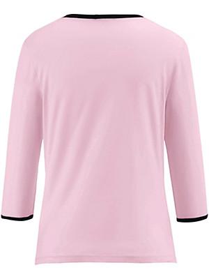 Basler - T-shirt med rund halsudskæring