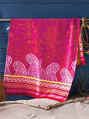 Bassetti - Strandhåndklæde