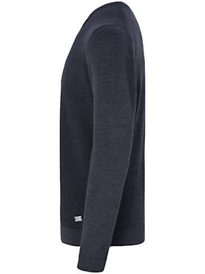 Bogner - Bluse med rund halsudskæring