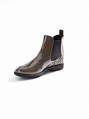 Bogner - Chelsea-boots af det fineste kalvelakskind
