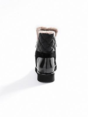 Bogner - Støvletter af kalveruskind