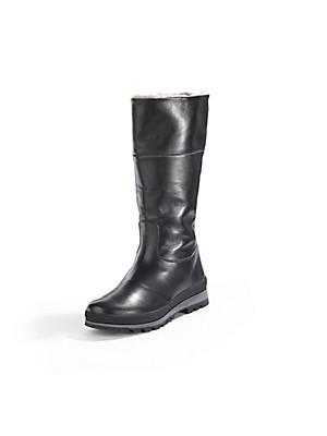 Bogner - Støvle af eksklusivt kalvenappa