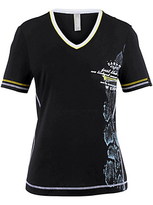 Canyon - T-shirt m. V-hals