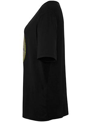 Doris Streich - Bluse med rund hals