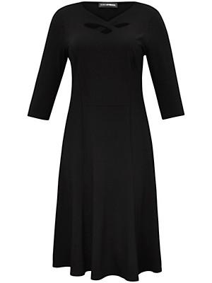 Doris Streich - Jerseykjole med 3/4-lange ærmer