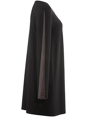 Doris Streich - Super lang t-shirt med rund hals