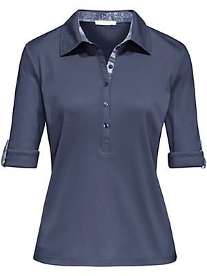 Efixelle - Poloshirt 3/4-ærmer