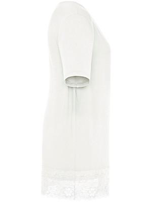 Emilia Lay - Bluse med V-hals