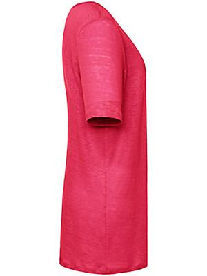 Emilia Lay - Bluse med V-udskæring